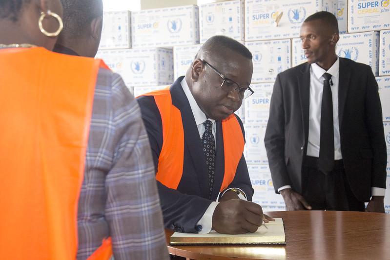 Sierra Leone President Visit