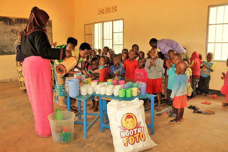 Global communities donation